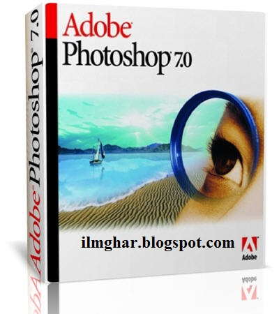 free and easy download Adobe Photoshop 7.0 with crack