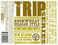 New Belgium Trip Buckwheat Belgian Style
