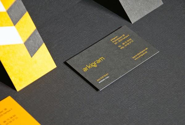 Sebastian Gram - Arkigram - Brand Identity
