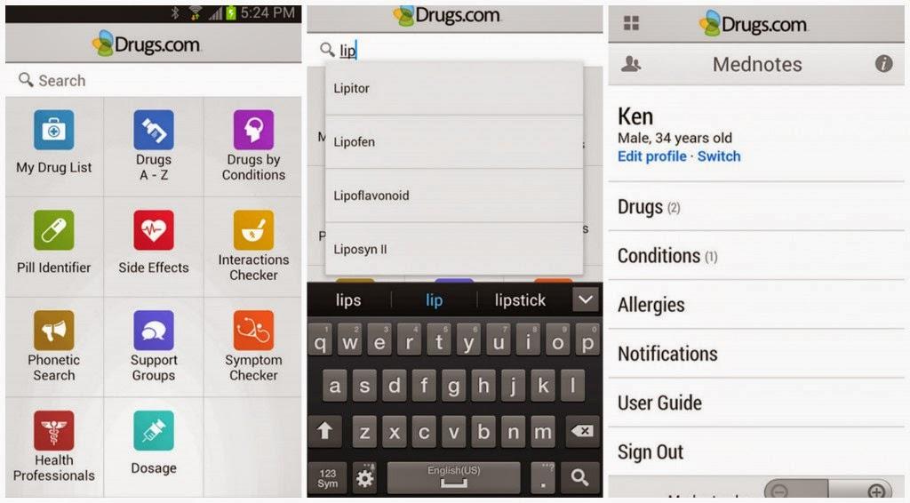 Drugs.com Medication Guide apk