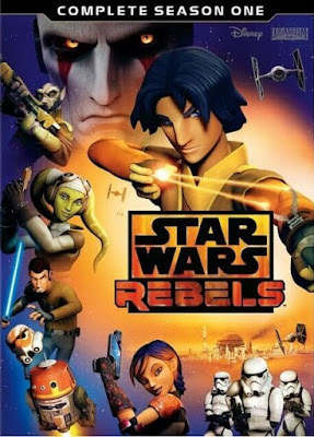 Star Wars Rebels – Season 1 [2014] [NTSC/DVDR] Ingles, Español Latino