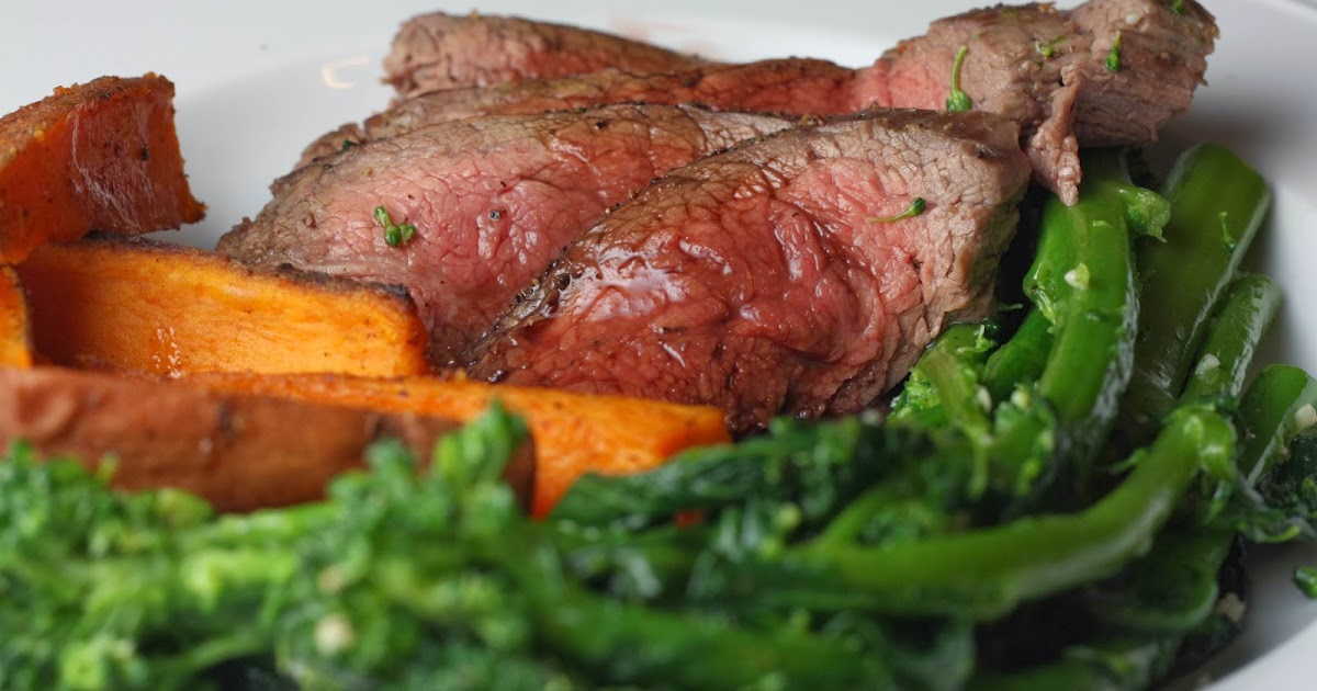 culinary physics beef flank steak using sous vide cooking. Black Bedroom Furniture Sets. Home Design Ideas