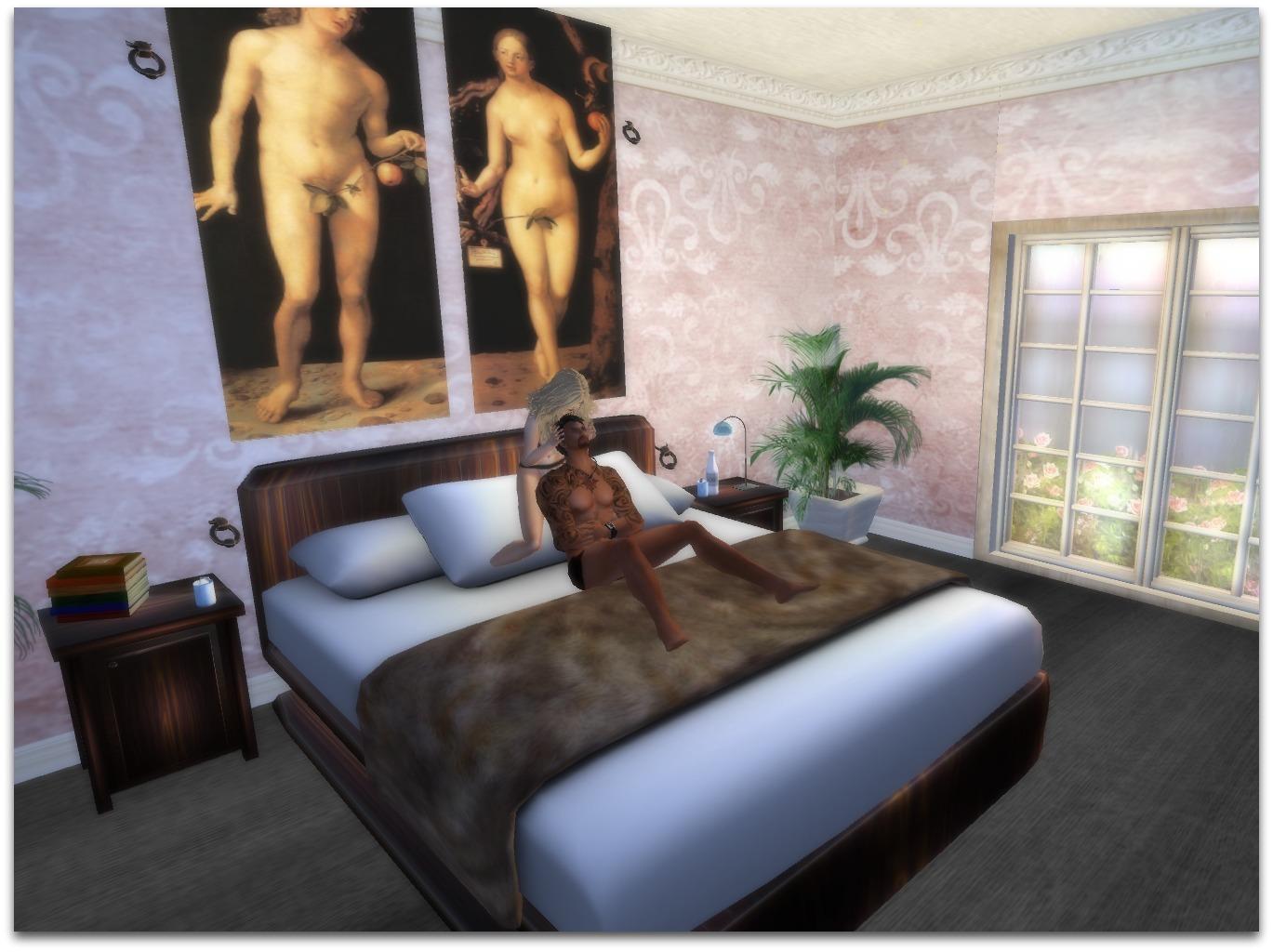 Adam & Eve Bedroom Set