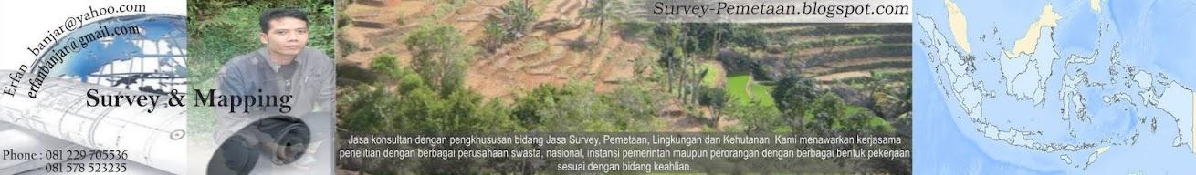 Survey dan Pemetaan Lahan