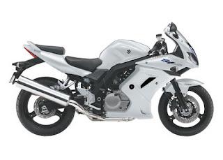 2011 Suzuki SV650SA ABS
