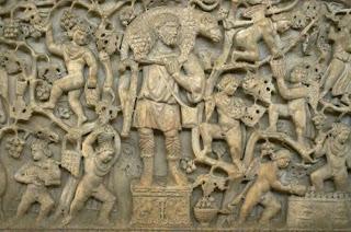 Art history 201 late antiquity the sarcophagus of junius bassus