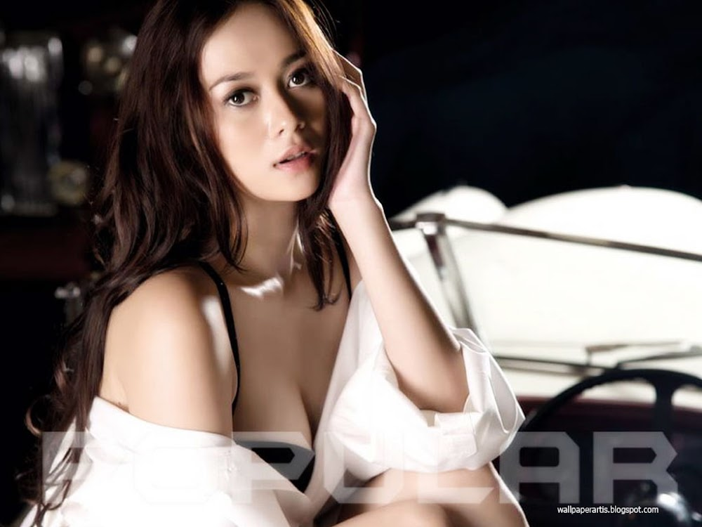 Foto Aura Kasih Hot Wallpapers
