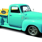 1949 Chevy Truck Restorations Commercial   Chevy Trucks Riview