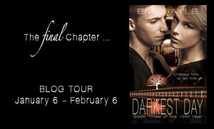 Blog Tour: The Darkest Day (The 19th Year #3) by Emi Gayle