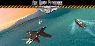 game pesawat android terbaik