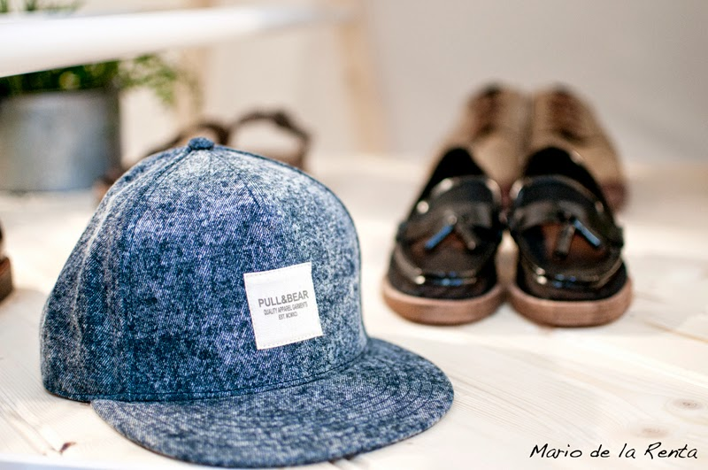 Pull and Bear OpenDay PressDay Summer 2015 collection