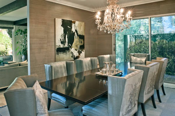 Redefining the Dining Room with Dining Room Furniture | MODERN INTERIOR