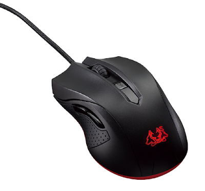Cerberus Gaming Mouse
