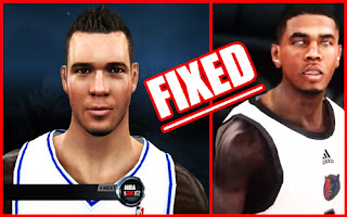 NBA 2K12 PC Rookie Black Arms Fix