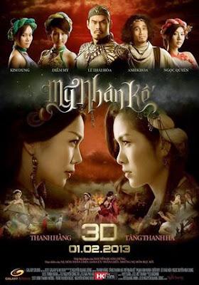 Phim Mỹ Nhân Kế 3D-The Lady Assassin