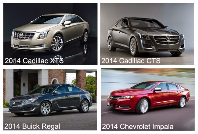 Four GM Vehicles Earn Front End Safety Ratings From IIHS