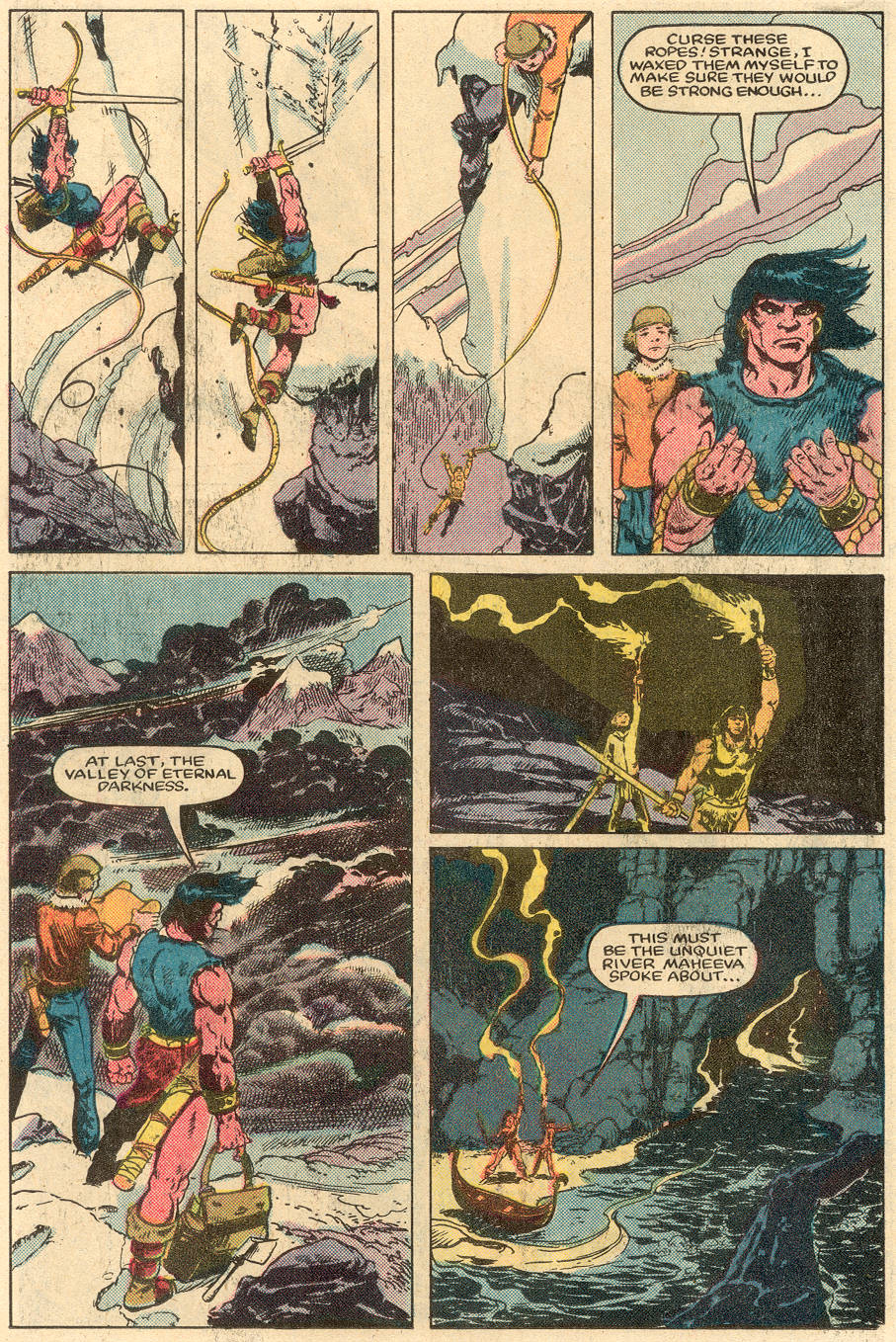 Conan the Barbarian (1970) Issue #164 #176 - English 13