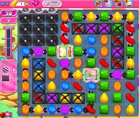 Candy Crush Saga 911