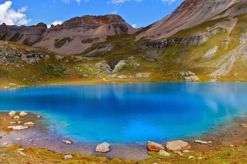 Colorado Lifestyle Ice Lakes
