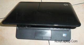 HP Mini 110-3700 Intel N570 Hitam