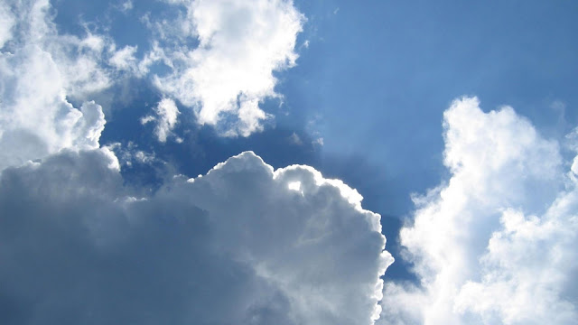 Clouds Blue Sky HD Wallpaper