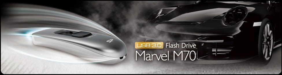 Marvel M70 Flash Disk USB 3.0 Super Speed
