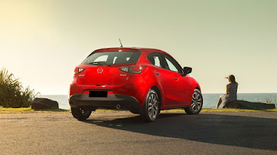 Eksterior All New Mazda2 Indonesia