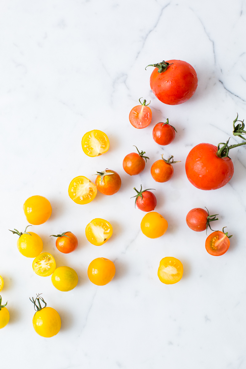 Rainbow Tomato / blog.jchongstudio.com
