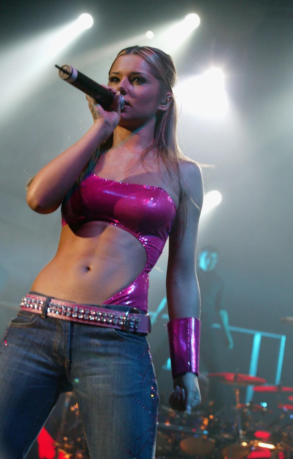Live on Stage: Cheryl ... Cheryl Cole