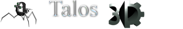 Talos3d animations &amp; game development
