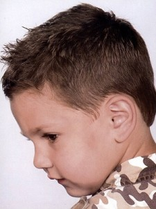 latest hairstyles kids boys
