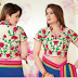 Natasha Couture Best Embroidered Cute Saree Blouses Collection 2015 New Fasion Sari Blouse