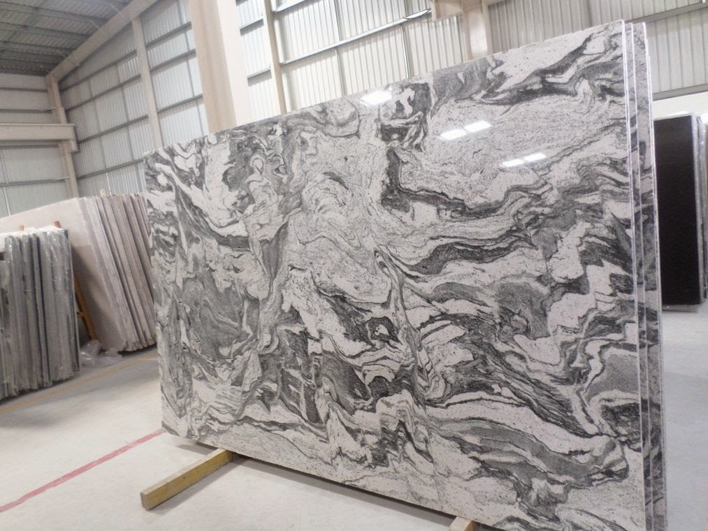 Black Granite Slabs : Bengal black granite white granites of india