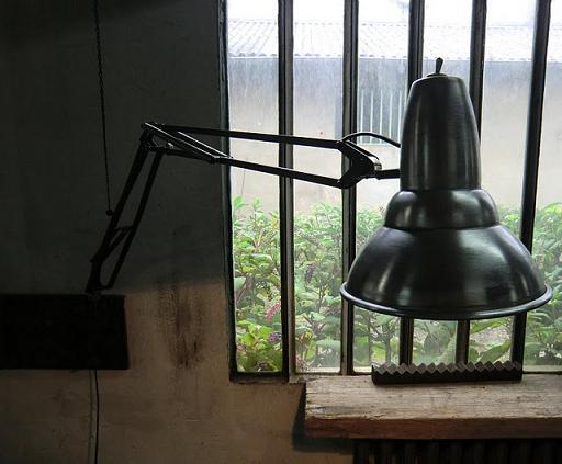 wo and w collection applique murale lampe d 39 architecte vintage luxo. Black Bedroom Furniture Sets. Home Design Ideas