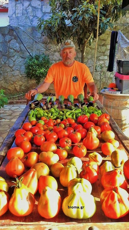 Βιολογικοί λαχανόκηποι,σε όλη την Ελλάδα