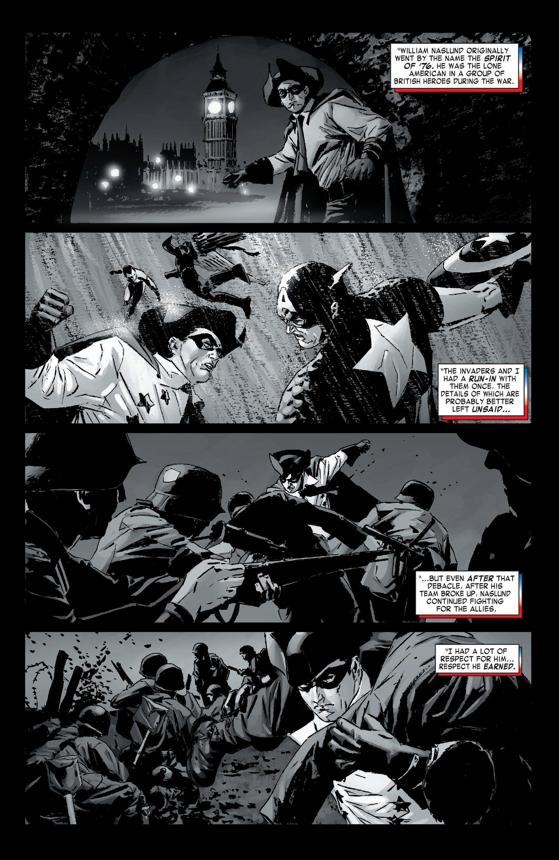 Captain America (2005) Issue #4 #4 - English 9