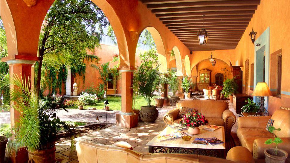 Hacienda De Palmeras Room Rates
