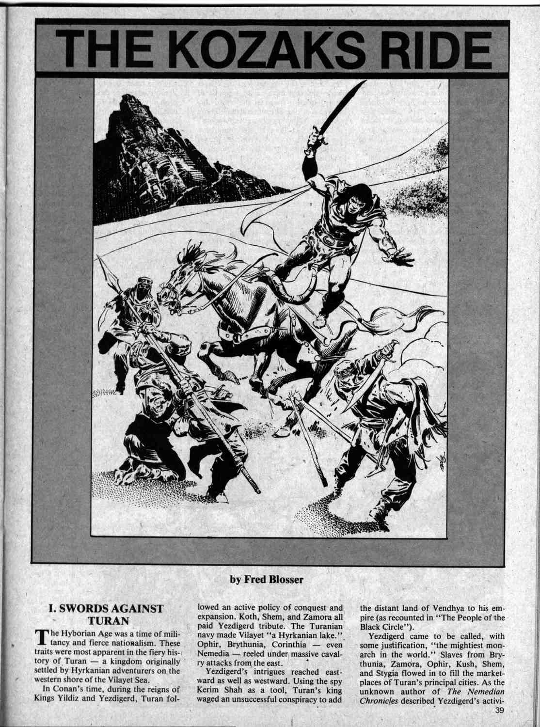 The Savage Sword Of Conan Issue #59 #60 - English 38