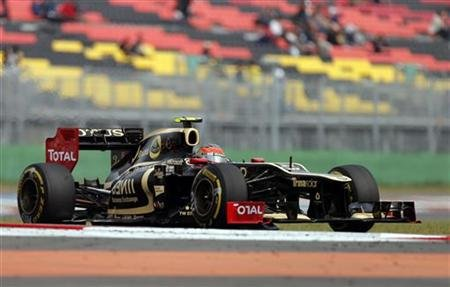 2012 Formula 1 Airtel Indian Grand Prix 5