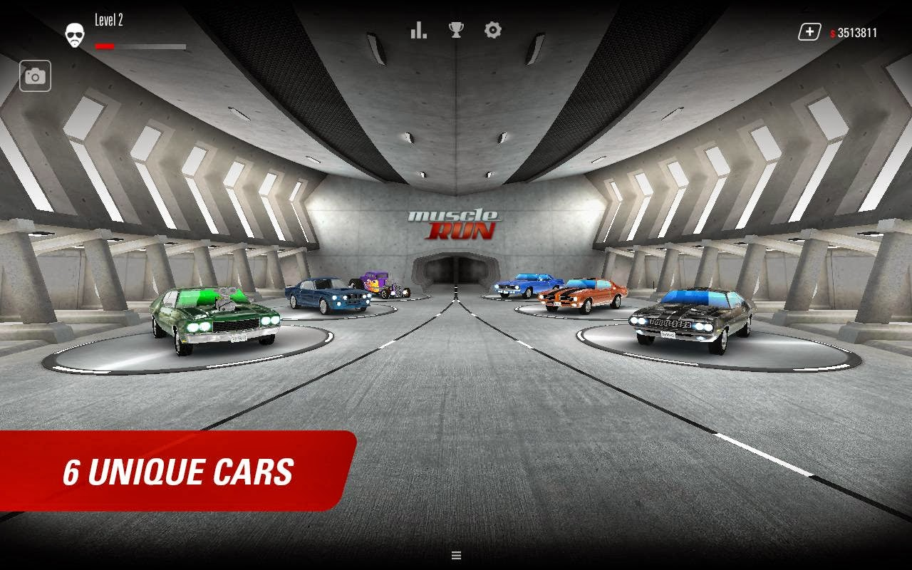 Download Muscle Run v1.0.5 Apk Free