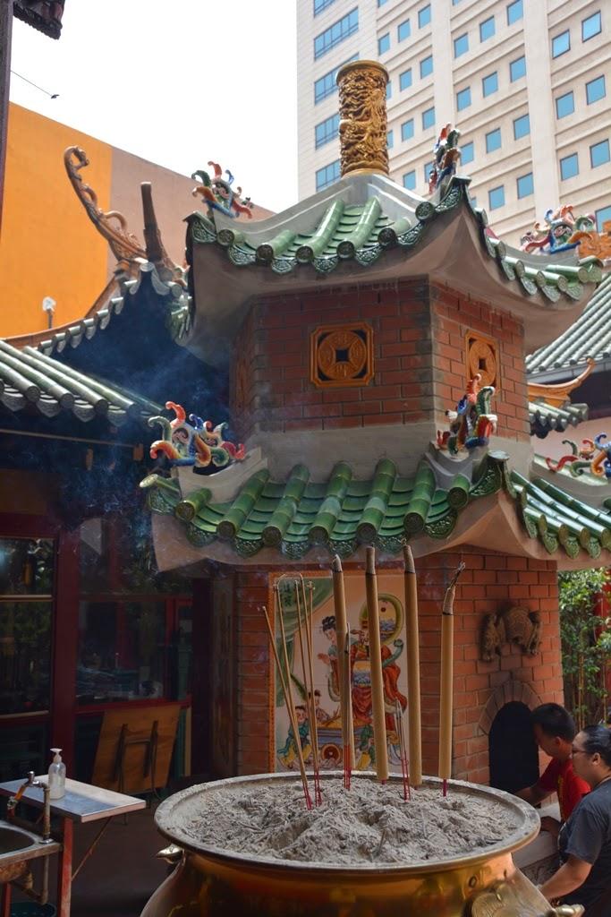 Guan Di Temple Kuala Lumpur