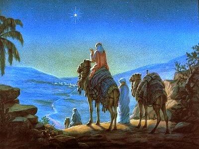 1 - [Radio Thiên văn số 2] Sự tích Ngôi Sao Giáng Sinh