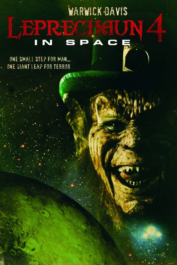 4 clovers and leprechaun movie 2016