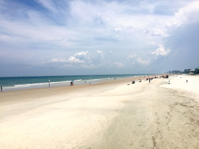 What's So Great About Florida Anyway P2 | Morgan's Milieu: Daytona Beach, on a sunny day