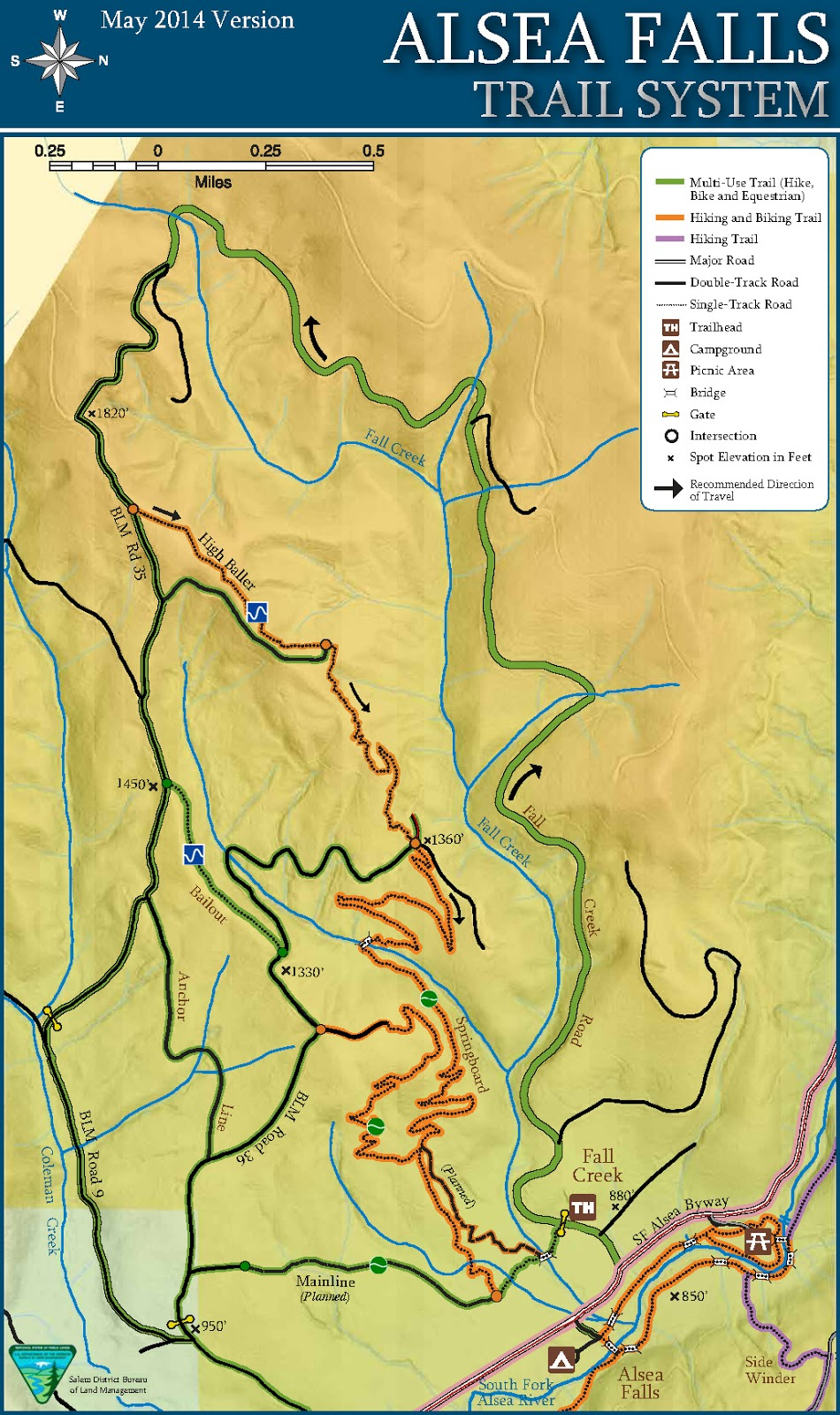 Alsea Oregon Map.Wheels Water Alsea Falls Trail System Or Opening Day 6 22 2014