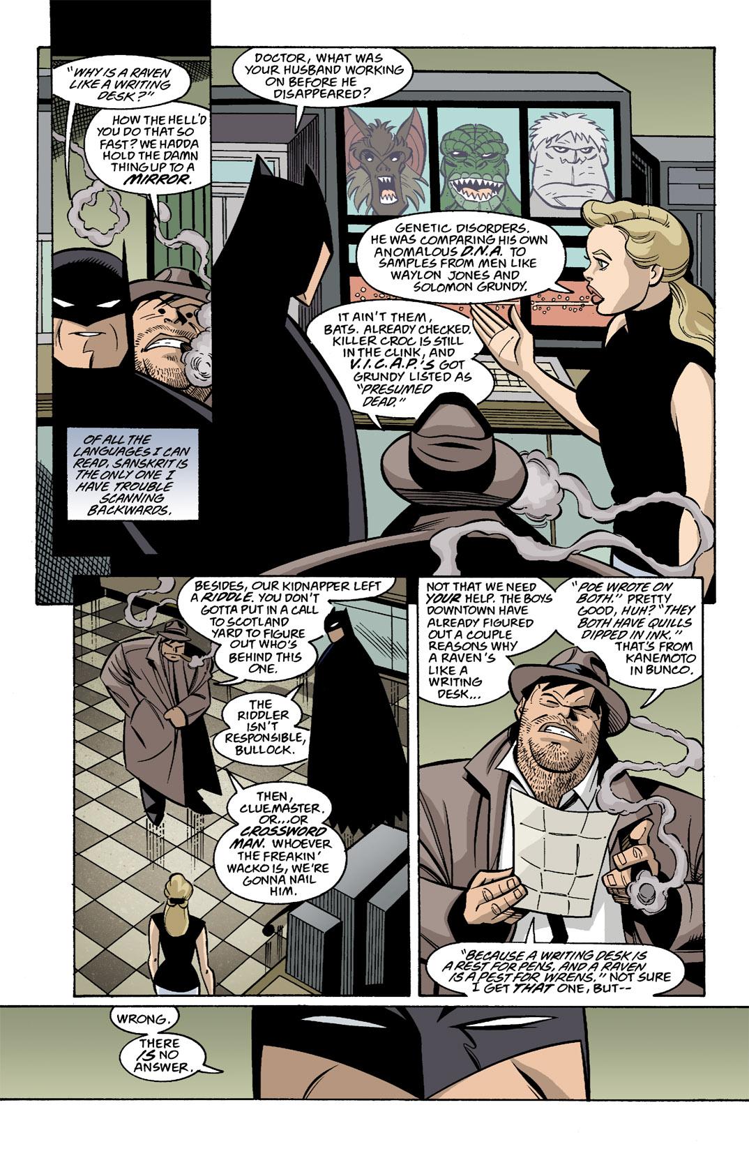 Detective Comics (1937) Issue #787 Page 5