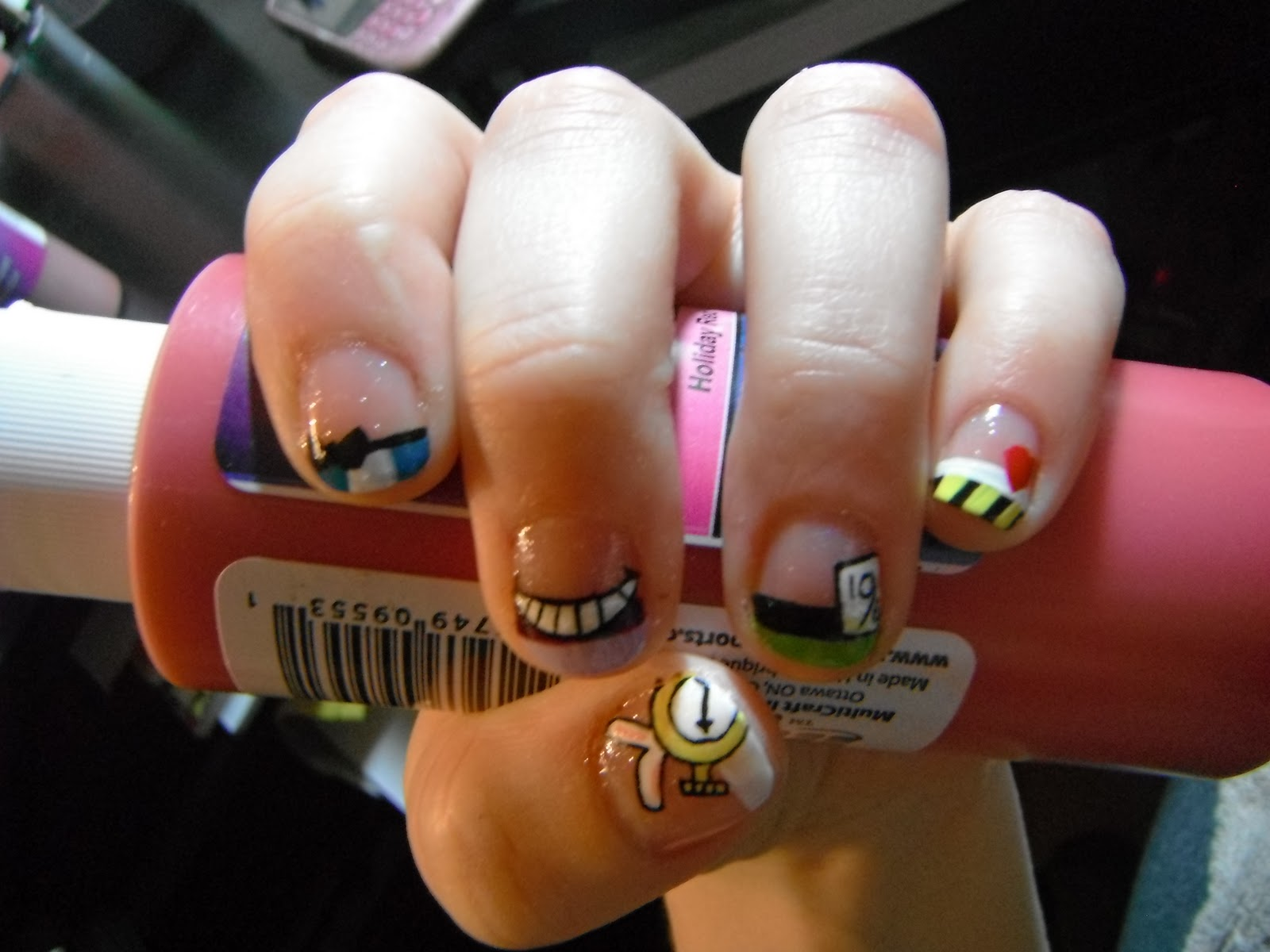 The Captivating Amazing fun nail designs 2015 Picture