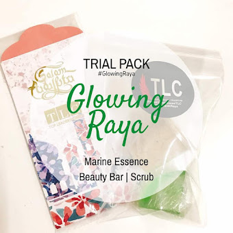 TRIAL PACK GLOWING RAYA