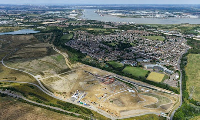 http://www.theguardian.com/politics/2014/oct/01/britains-housing-crisis-are-gaden-cities-the-answer-ebbsfleet-kent-green-belt