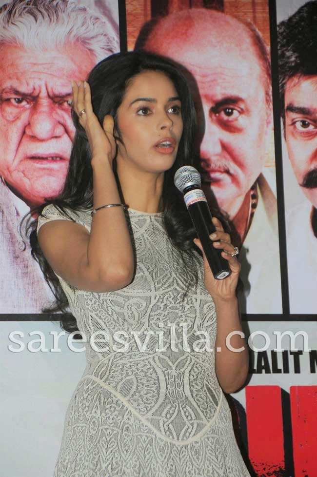 Mallika Sherawat At Dirty Politics Movie Press Meet